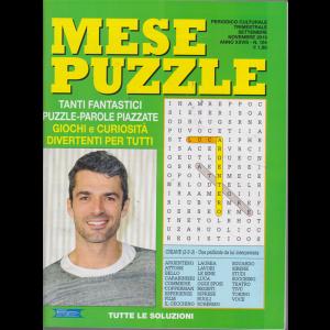Mese Puzzle - n. 104 - trimestrale - settembre - novembre 2019 -