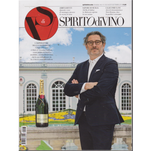 Spirito Di Vino - -n. 93 - bimestrale - agosto - settembre 2019