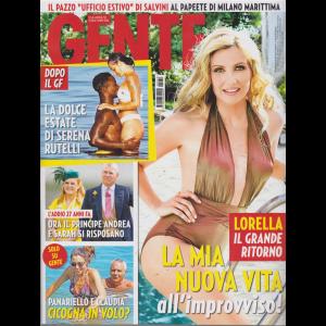Gente - n. 32 - 17/8/2019 - settimanale