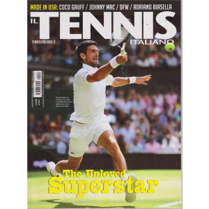 Il tennis italiano - n. 9 - agosto - settembre 2019 - mensile