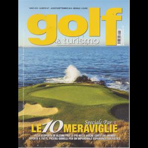 Golf & Turismo - Agosto-Settembre Numero 6 - mensile