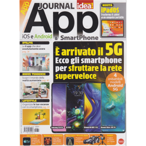 App Journal - n. 84 - bimestrale - 8/8/2019