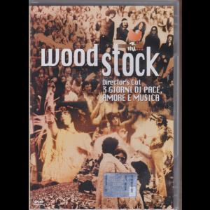 I Dvd Musicali di Sorrisi n. 4 - 9/8/2019 - Wood Stock -