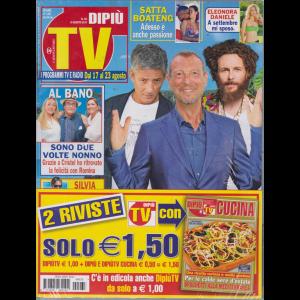 Dipiu' Tv+ - Dipiu' Cucina - n. 33 - 19 agosto 2019 - settimanale - 2 riviste
