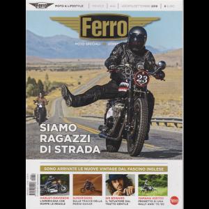 Ferro - n. 44 - mensile - agosto - settembre 2019 -