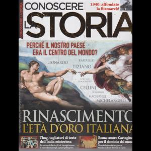 Conoscere La Storia - n. 54 - bimestrale - settembre - ottobre 2019 -