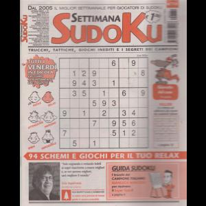 Settimana Sudoku - n. 731 - settimanale - 16 agosto 2019 -