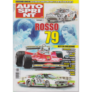 Autosprint - n. 33 - settimanale - 13/19 agosto 2019 -