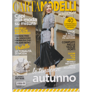 Cartamodelli Magazine - n. 20 - mensile - settembre 2019 -