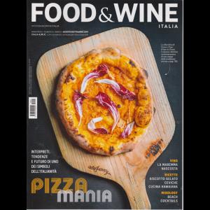 Food&Wine - n. 5 - bimestrale - agosto - settembre 2019