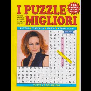 I puzzle migliori - n. 171 - bimestrale - settembre - ottobre 2019 - 196 pagine