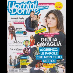 Uomini E Donne Magazine - n. 7 - settimanale - 1 marzo 2019 -
