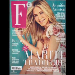 F  - n. 33 - settimanale - 20 agosto 2019