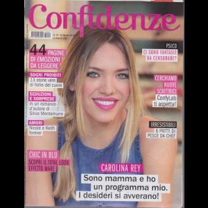 Confidenze - n. 34 - 13 agosto 2019 - settimanale