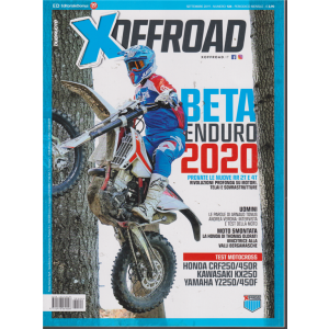 X Off Road - n. 124 - settembre 2019 - mensile