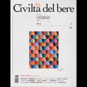 Civilta'  Del Bere - n.8 - bimestrale - 2019 -