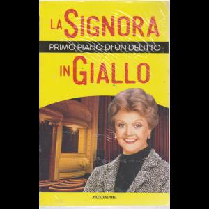 I Libri Di Sorrisi2 -La signora in giallo - Primo piano di un delitto - n. 18 - 13/8/2019 -