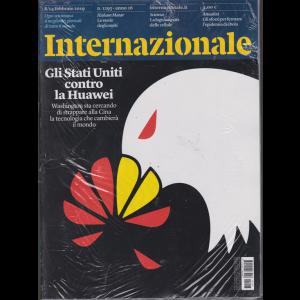 Internazionale - n. 1293 - 8/14 febbraio 2019 - settimanale