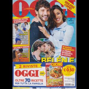 Oggi + Oggi cucino - n. 33 - 22/8/2019 - settimanale - 2 riviste