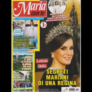 Maria Con Te - n. 33 - 18 agosto 2019 - settimanale