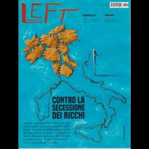 Left Avvenimenti - n. 9 - 1 marzo 2019 - 7 marzo 2019 - settimanale