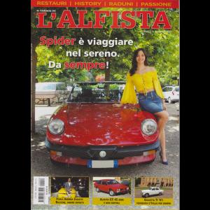 Il garage de l'alfista - n. 9 - luglio 2019 - bimestrale -
