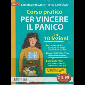 MenteCorpo - n. 141 - Corso pratico per vincere il panico in 10 lezioni - settembre - ottobre 2019 -