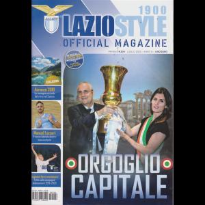 Lazio Style 1900 - Official magazine - n. 104 - luglio 2019 - mensile
