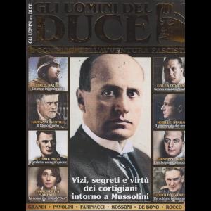 Bbc History Speciale - Gli uomini del duce - n. 18 - bimestrale - agosto - settembre 2019 -