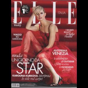 Elle - n. 32 - 31/8/2019 - settimanale