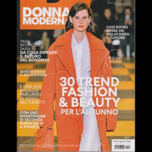 Donna Moderna - n. 35 - 15 agosto 2019 - settimanale