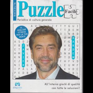Raccolta puzzle facile - n. 35 - bimestrale - 13/8/2019 - Javier Bardem