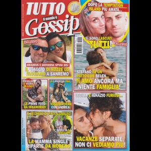 Tutto Il Mondo E' Gossip - n. 6 - mensile - settembre2019
