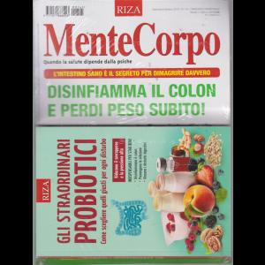 Mentecorpo -n. 141 - settembre - ottobre 2019 - bimestrale + Gli straordinari probiotici