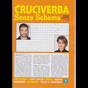 Cruciverba senza schema - n. 85 - bimestrale - settembre - ottobre 2019