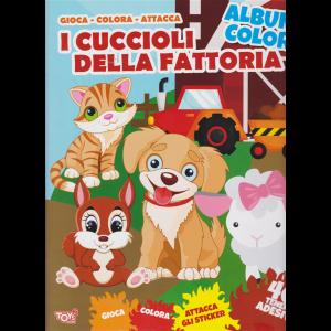 Toys2 Games - I Cuccioli Della Fattoria - Album color - n. 29 - bimestrale - 14 febbraio 2019