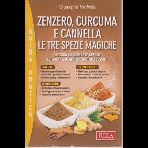 Guida pratica - MenteCorpo - n. 141 - Zenzero, curcuma e cannella le tre spezie magiche - settembre - ottobre 2019 -