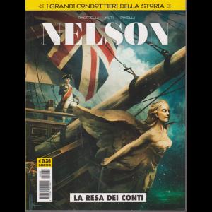 Cosmo Serie Gialla - I Grandi Condottieri della storia - Nelson - La resa dei conti - 8 agosto 2019 - mensile - n. 83