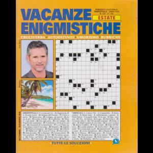 Vacanze Enigmistiche - estate - n. 220 - trimestrale - settembre - novembre 2019