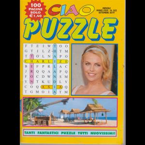 Ciao Puzzle - n. 352 - mensile - settembre 2019 - 100 pagine
