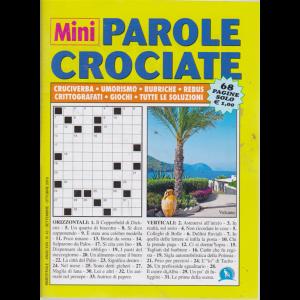 Mini Parole Crociate - n. 42 - bimestrale - settembre - ottobre 2019 . 68 pagine