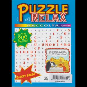 Raccolta i puzzle di relax - n. 86 - bimestrale - maggio - luglio 2017 - oltre 200 pagine!