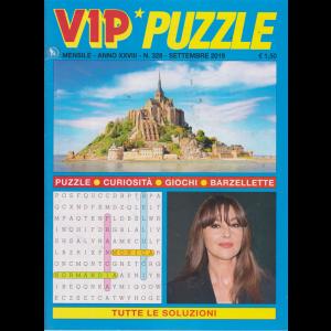 Vip Puzzle - n. 328 - mensile - settembre 2019 -