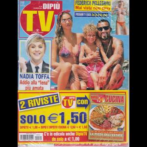 Dipiu' Tv+ - Dipiu' Cucina - n. 34 - 26 agosto 2019 - settimanale - 2 riviste