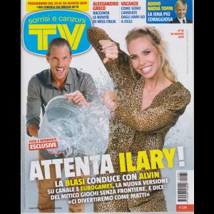 Sorrisi E Canzoni Tv - n. 33 - 20 agosto 2019 - settimanale