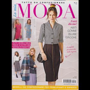 La Mia Moda - n. 21 - trimestrale - 22/8/2019 -