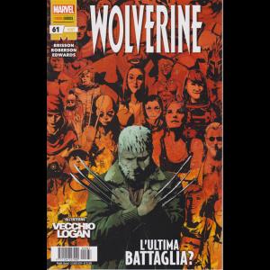 Wolverine -n. 387 - L'ultima battaglia? - quindicinale - 22 agosto 2019