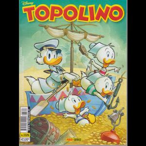Topolino - n. 3326 - settimanale - 21 agosto 2019