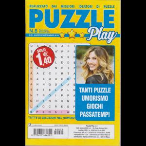 Puzzle Play - n. 8 - bimestrale - agosto - settembre 2019 -