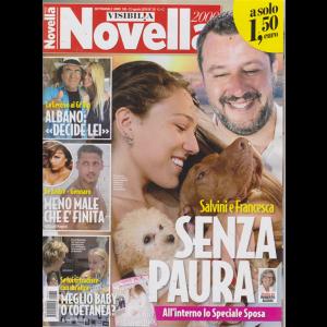Novella 2000 - n. 35 - settimanale - 21 agosto 2019 -